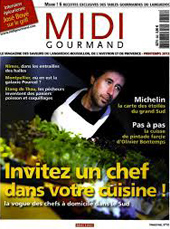 Photo de couverture de Midi Gourmand