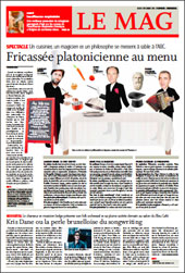 Photo de couverture de l'article de presse